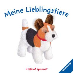 Meine Lieblingstiere von Spanner,  Helmut
