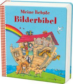 Meine liebste Bilderbibel von Dürr,  Gisela, Eidens,  Burkhard, Marquardt,  Vera