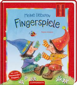 Meine liebsten Fingerspiele von Altegoer,  Regine