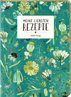 Meine liebsten Rezepte (All about green)