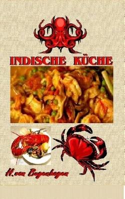 Meine Madras Rezepte-Indische Küche & mehr! von Bugenhagen,  Herbert von