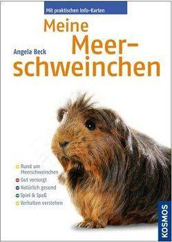 Meine Meerschweinchen von Beck,  Angela, Beck,  Peter