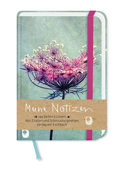 Meine Notizen Blumensterne von Drossert,  Claudia (Illustr)