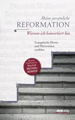 Meine persönliche Reformation von Geist,  Matthias, Moser,  Maria Katharina