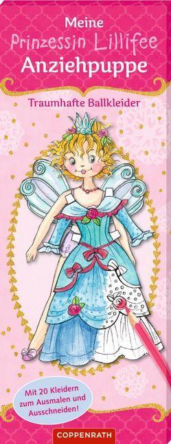 Meine Prinzessin-Lillifee-Anziehpuppe von Finsterbusch,  Monika