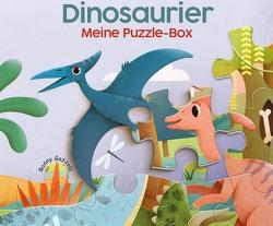 Meine Puzzle-Box Dinosaurier von Gazzola,  Ronny