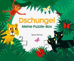 Meine Puzzle-Box Dschungel von Baruzzi,  Agnese