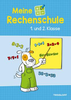 Meine Rechenschule 1. und 2. Klasse von Fuchs,  Birgit, Pfeiffer,  Peter