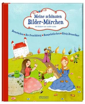 Meine schönsten Bilder-Märchen-Dornröschen, von Loske,  Judith