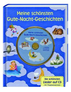Meine schönsten Gute-Nacht Geschichten mit CD von Tandem,  Verlag