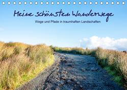 Meine schönsten Wanderwege (Tischkalender 2020 DIN A5 quer) von Stein,  Karin