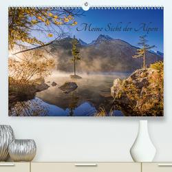 Meine Sicht der Alpen (Premium, hochwertiger DIN A2 Wandkalender 2020, Kunstdruck in Hochglanz) von van Hauten,  Markus