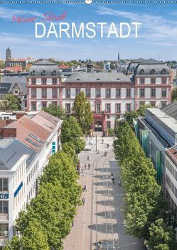 Meine Stadt Darmstadt (Wandkalender 2019 DIN A2 hoch) von Scherf,  Dietmar