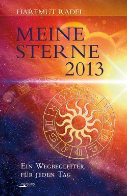 Meine Sterne 2013 von Radel,  Hartmut