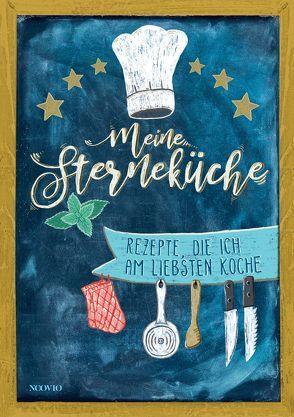 Meine Sterneküche (Eintragbuch) von noovio