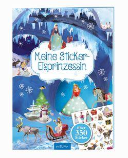 Meine Sticker-Eisprinzessin von Wagner,  Maja