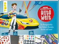 Meine supercoole Auto-Welt von Meier,  Bianca