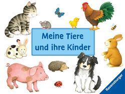 Meine Tiere und ihre Kinder von Grimm,  Sandra, Neubacher-Fesser,  Monika