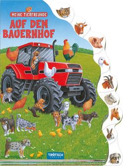 Meine Tierfreunde auf dem Bauernhof