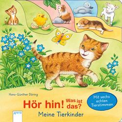 Meine Tierkinder von Döring,  Hans Günther