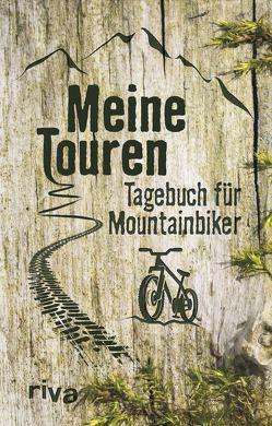 Meine Touren: Tagebuch für Mountainbiker von Napolski,  Nicolai
