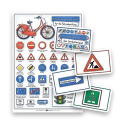 Meine Verkehrszeichen – das Lernkartenspiel