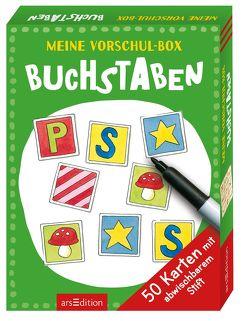 Meine Vorschul-Box Buchstaben