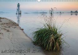 Meine Wesermarsch 2019 (Wandkalender 2019 DIN A3 quer) von Stuke,  Frank