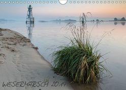 Meine Wesermarsch 2019 (Wandkalender 2019 DIN A4 quer) von Stuke,  Frank