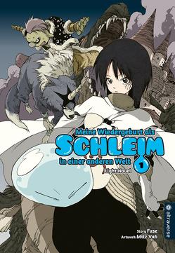 Meine Wiedergeburt als Schleim in einer anderen Welt Light Novel 01 von Fuse, Vah,  Mitz