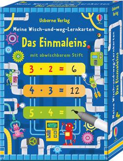 Meine Wisch-und-weg-Lernkarten: Das Einmaleins von Ordas,  Emi