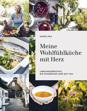 Meine Wohlfühlküche mit Herz von Poncioni,  Nadine, Zika,  Ulrike