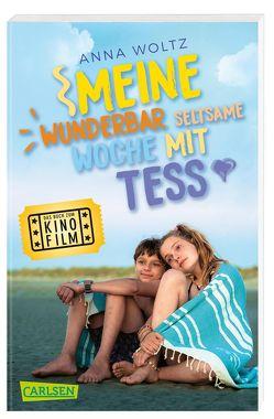 Meine wunderbar seltsame Woche mit Tess (Filmausgabe) von Kluitmann,  Andrea, Woltz,  Anna
