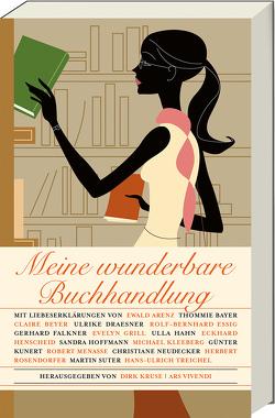 Meine wunderbare Buchhandlung von Kruse,  Dirk