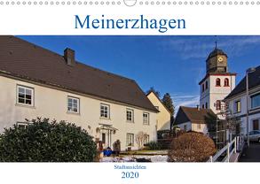 Meinerzhagen, Stadtansichten (Wandkalender 2020 DIN A3 quer) von Thiemann / DT-Fotografie,  Detlef