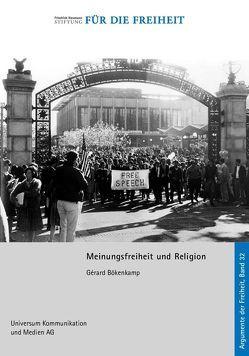 Meinungsfreiheit und Religion von Bökenkamp,  Gérard