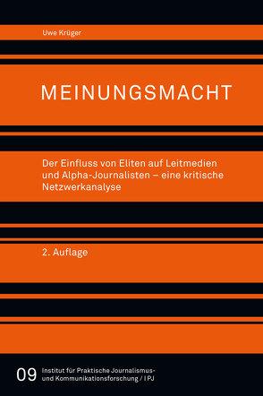 Meinungsmacht. von Krüger,  Uwe