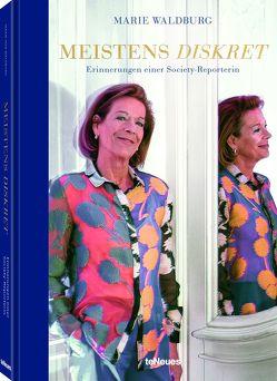 Meistens diskret, eBook von Waldburg,  Marie