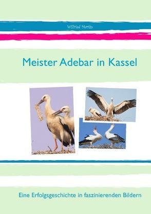 Meister Adebar in Kassel von Martin,  Wilfried