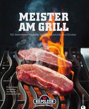 Meister am Grill von Jaeger,  Rudolf, Matzek,  Adi, Reader,  Ted, Rummel,  Andreas