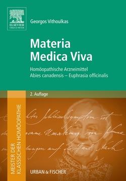 Meister der klassischen Homöopathie. Materia Medica Viva von Vithoulkas,  Georgos