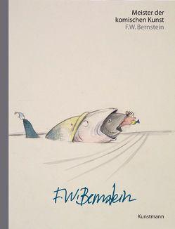 Meister der komischen Kunst: F.W. Bernstein von Bernstein,  F W, Fahrenberg,  WP