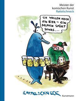 Meister der komischen Kunst: Rattelschneck von Fahrenberg,  WP, Schmitt,  Oliver Maria, Weimer,  Marcus, Westphalen,  Olav