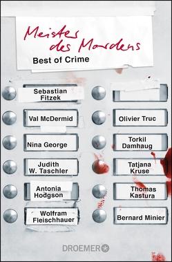 Meister des Mordens von Baisch,  Alexandra, Krüger,  Knut, Toppe,  Isabelle
