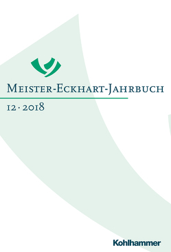 Meister-Eckhart-Jahrbuch von Büchner,  Christine, Löser,  Freimut, Schiewer,  Regina
