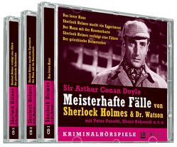 Meisterhafte Fälle von Sherlock Holmes und Dr. Watson von Behrendt,  Klaus, DiCiriaco-Sussdorff,  Angela, Doyle,  Arthur C, Haaf,  Wilm ten, Hardwick,  Michael, Pasetti,  Peter, Stamm,  Heinz G