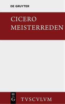 Meisterreden von Cicero, Horn,  Heinz, Siegert,  Hans