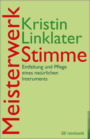 Meisterwerk Stimme von Beyer,  Irmela;Petermann,  Michael, Linklater,  Kristin