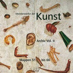 Meisterwerke der Kunst Archiv Vol. II von Neckar-Verlag GmbH