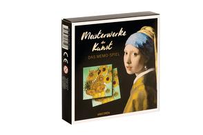 Meisterwerke der Kunst – Das Memo-Spiel